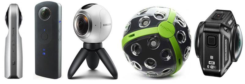 360 Grad Kamera kaufen - eine Übersicht