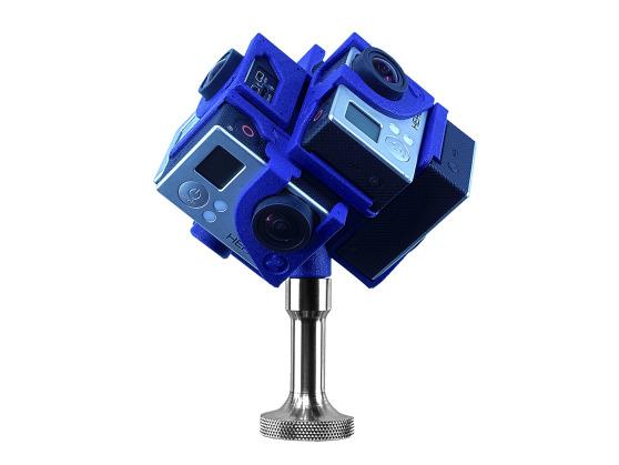 gopro 360 grad rigs 360 kamera club. Black Bedroom Furniture Sets. Home Design Ideas