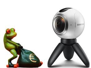 Die wichtigsten Punkte zum 360 Grad Kamera Kauf