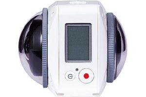 Kodak Pixpro 4KVR360 Seitenansicht